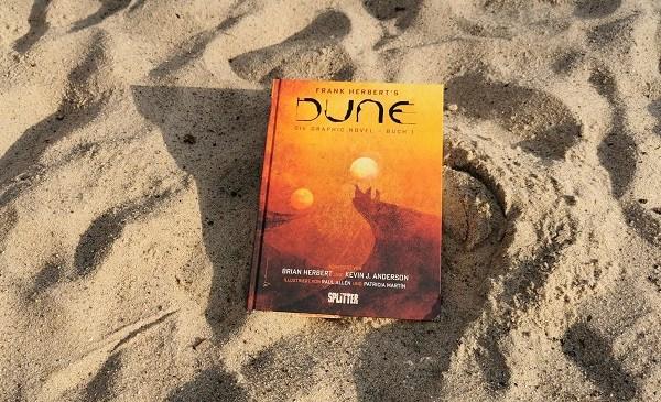 Dune Buch 1 +Rezension+