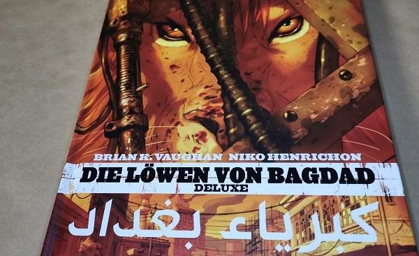 Die Löwen von Bagdad +Rezension+