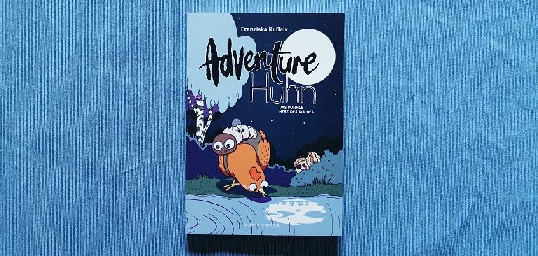 Adventure Huhn 2