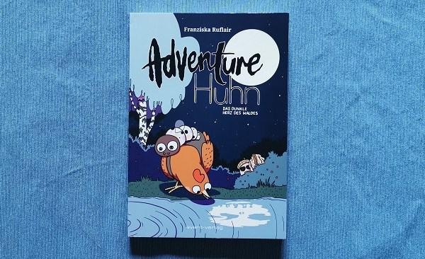 Adventure Huhn 2 +Rezension+