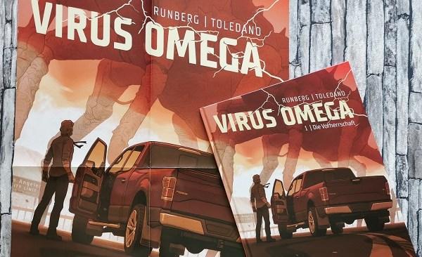 Virus Omega 1/3 +Rezension+