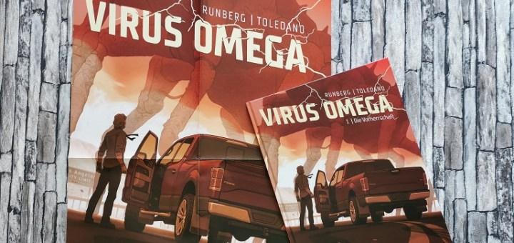 Virus Omega - Die Vorherrschaft