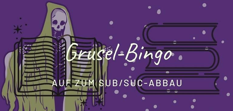 Grusel-Bingo