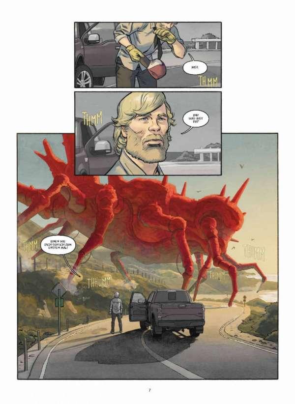 Virus Omega 1, Cross Cult, Seite 7