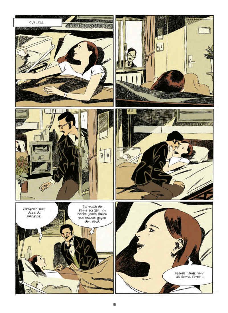Überlebt, Edition Moderne, Seite 18