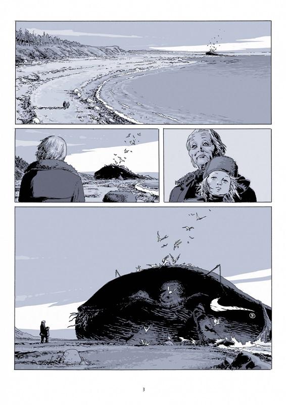 Die Zeit der Wilden, Splitter Verlag, Seite 3