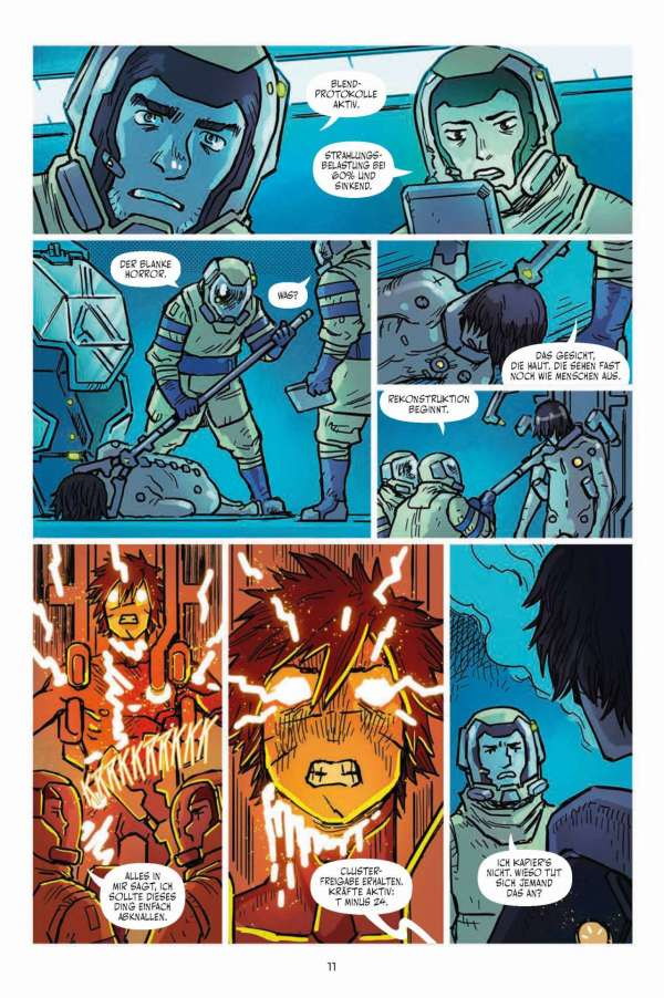 The Impure, Cross Cult, Seite 11