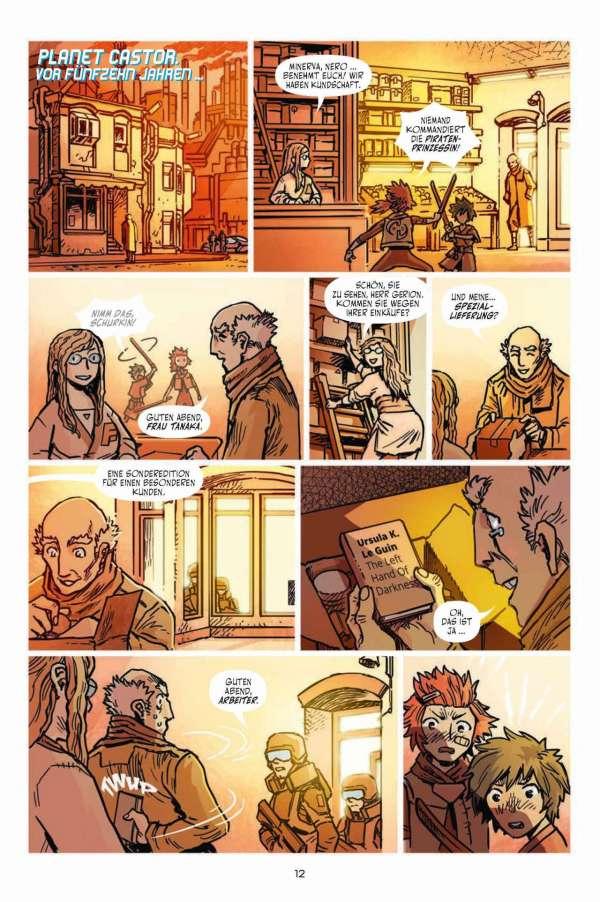 The Impure, Cross Cult, Seite 12