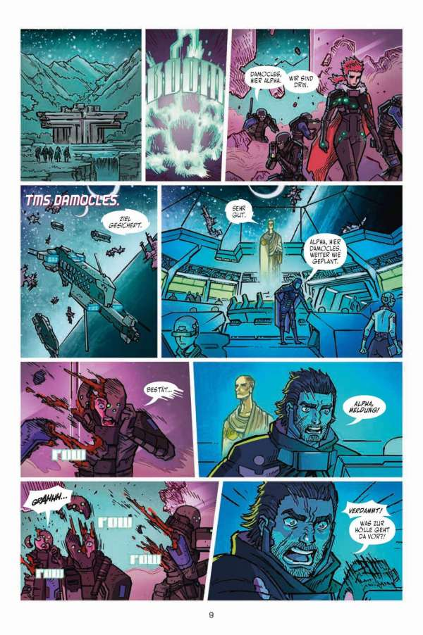 The Impure, Cross Cult, Seite 9