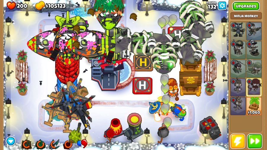 Bloon Tower Defense