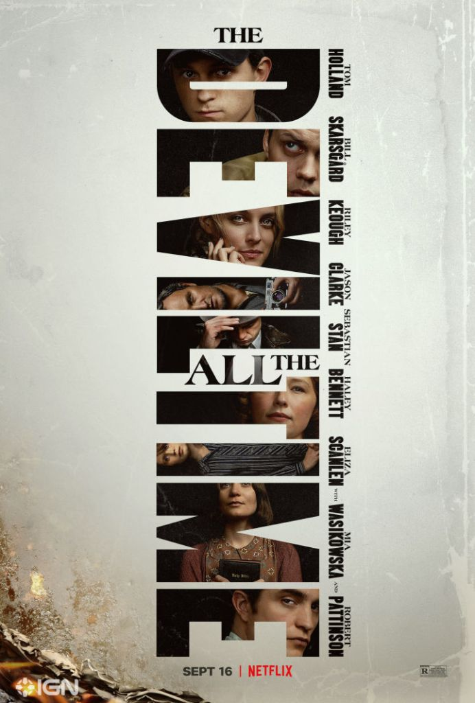 Movie Poster The Devil All The Time