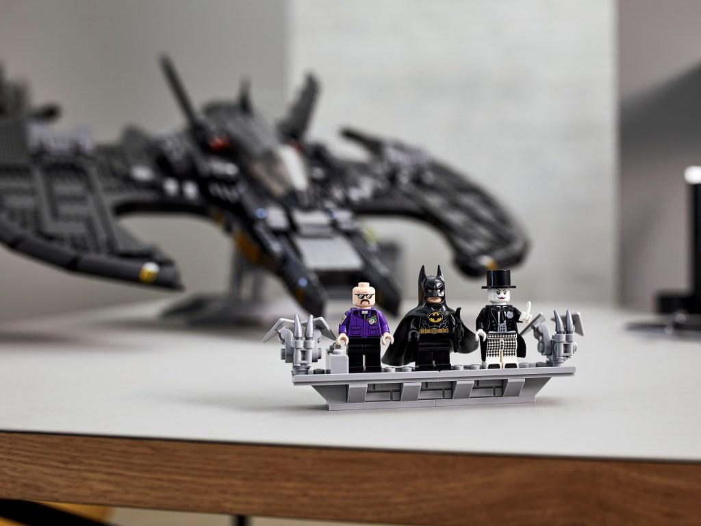 1989 Batwing Lego 3