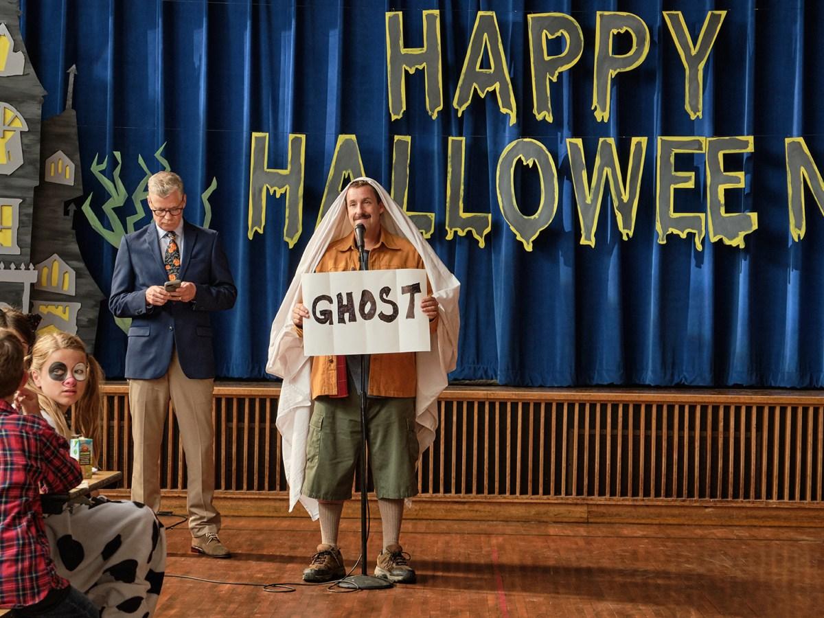 Hubie Halloween Movie Trailer
