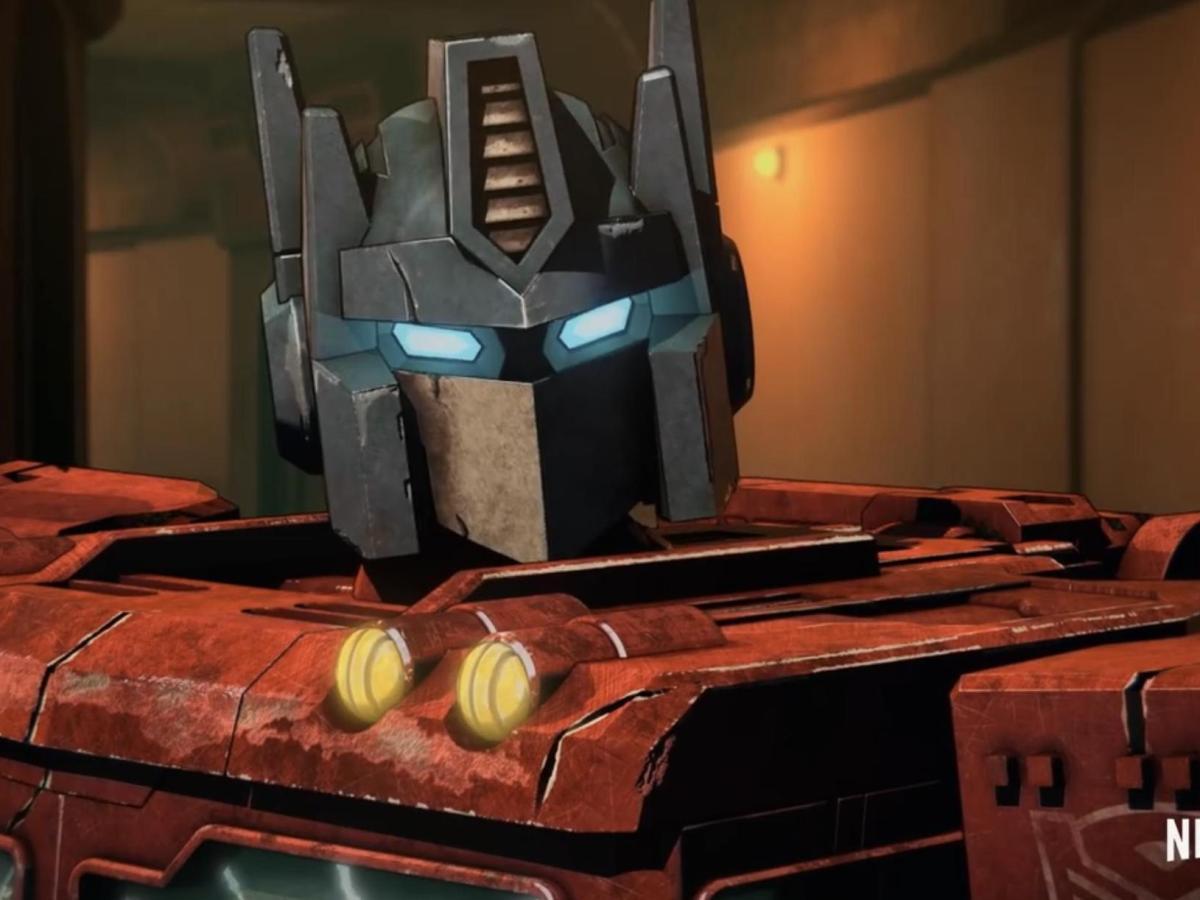 Transformers War For Cybertron Siege Earthrise