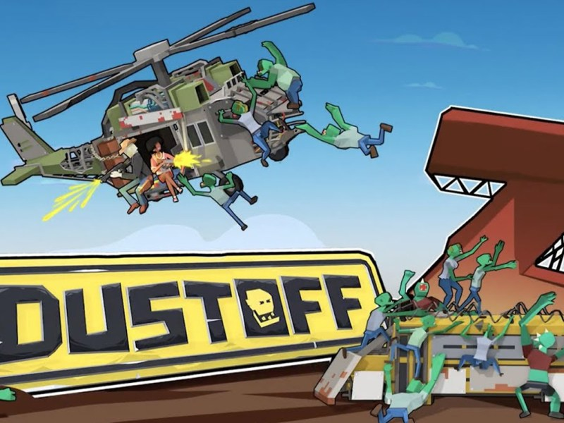 Dustoff Z Video Game Review
