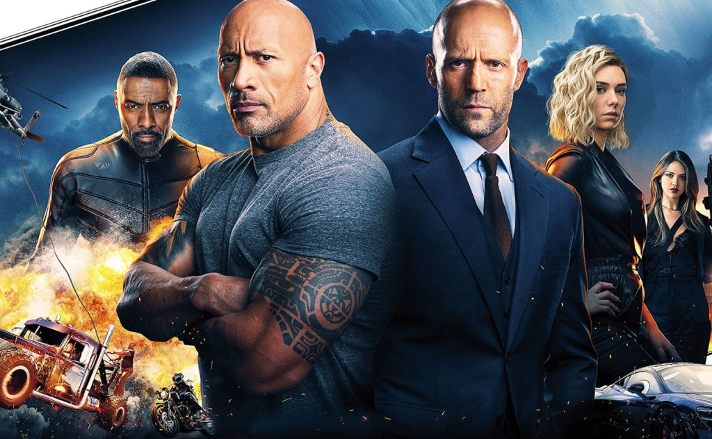 Hobbs and Shaw Movie Review Spoiler Free