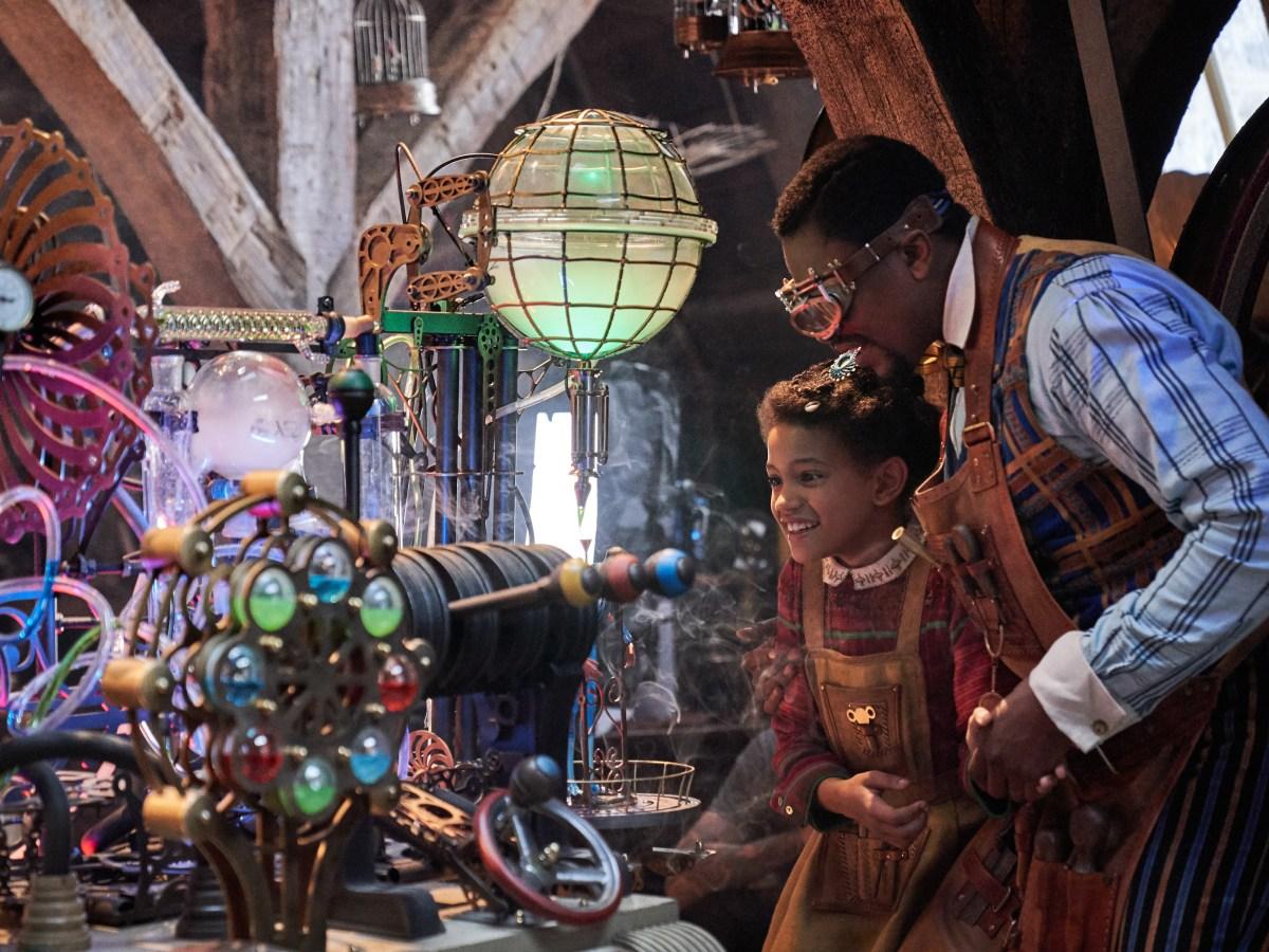 JINGLE JANGLE: A CHRISTMAS JOURNEY Movie Trailer