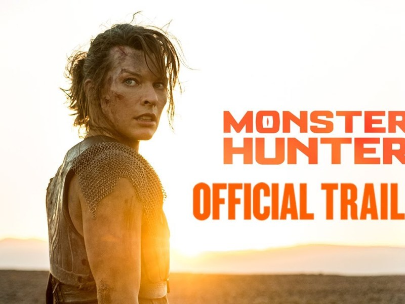 Monster Hunter Movie Trailer