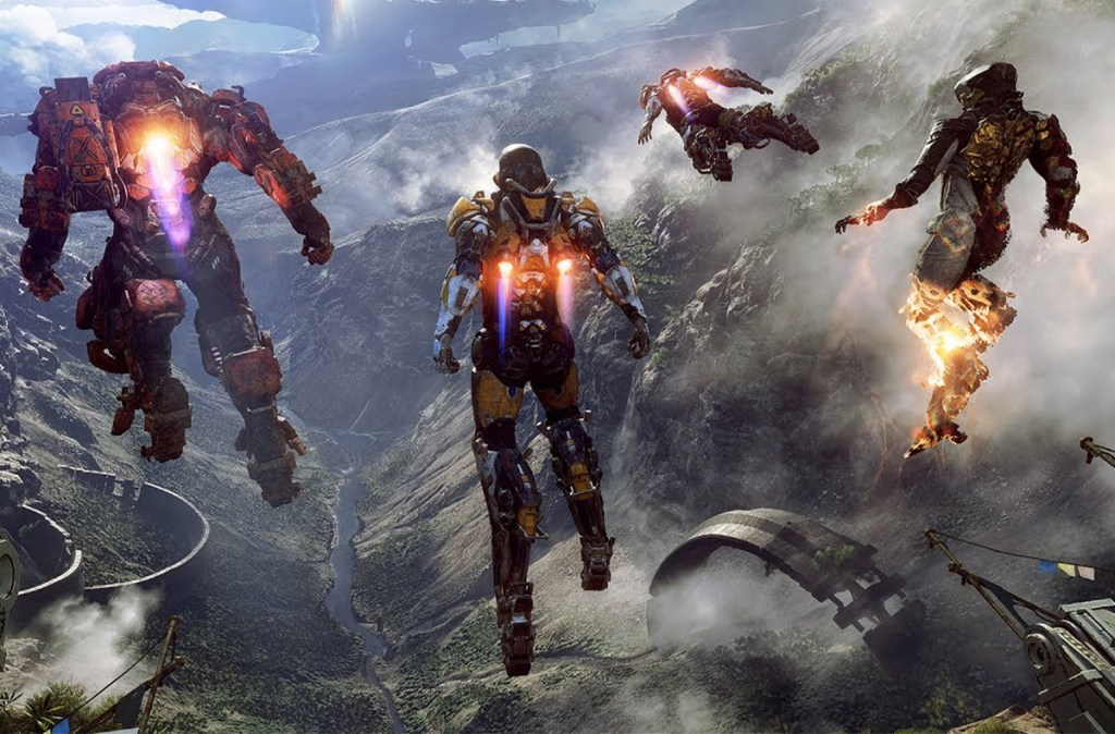 Anthem Video Game Review
