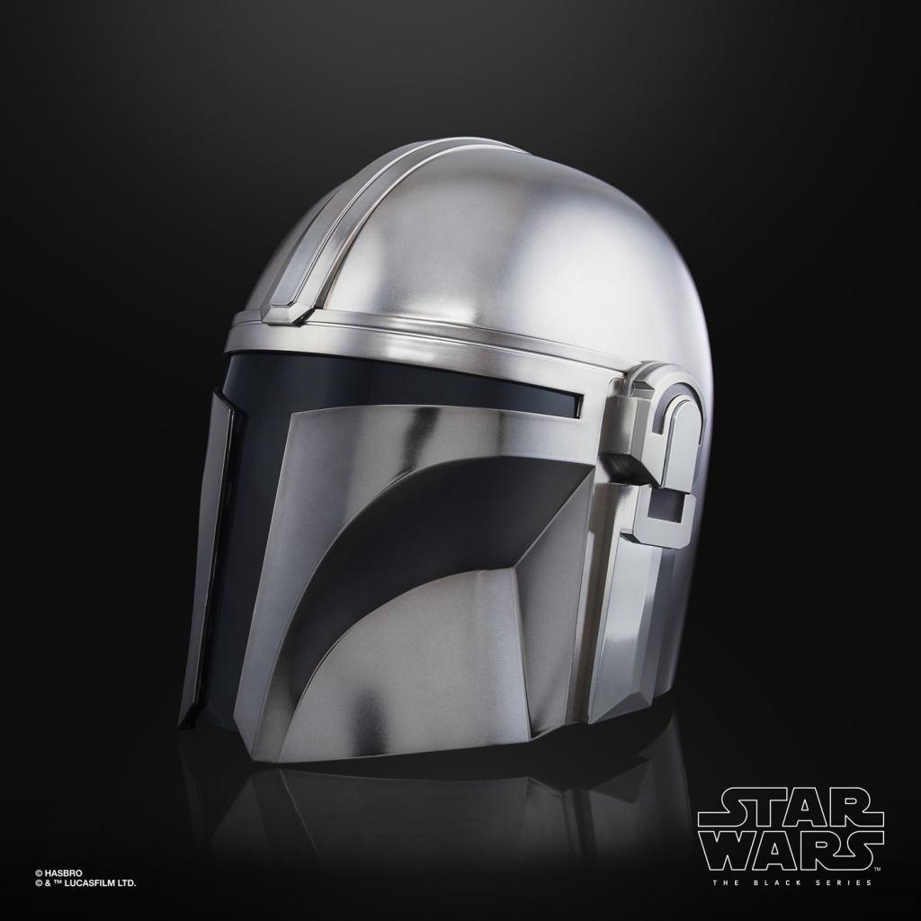 Hasbro Mandalorian Helmet Side