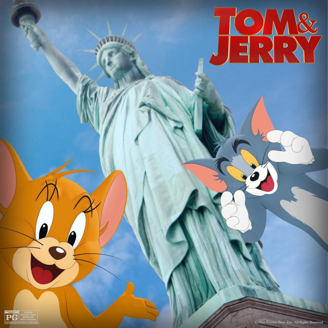 Tom & Jerry NYC