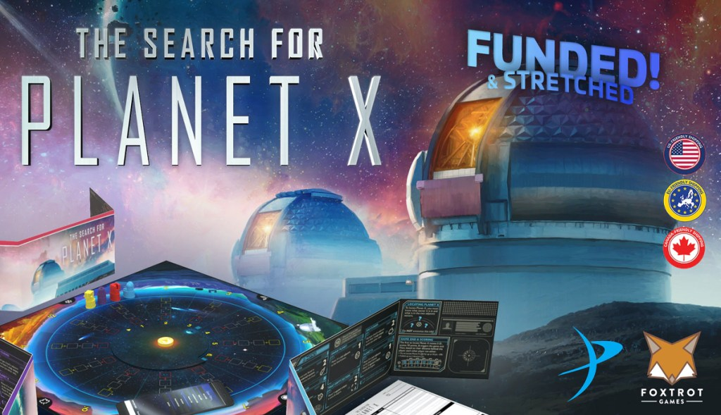 The Search For Planet X Review