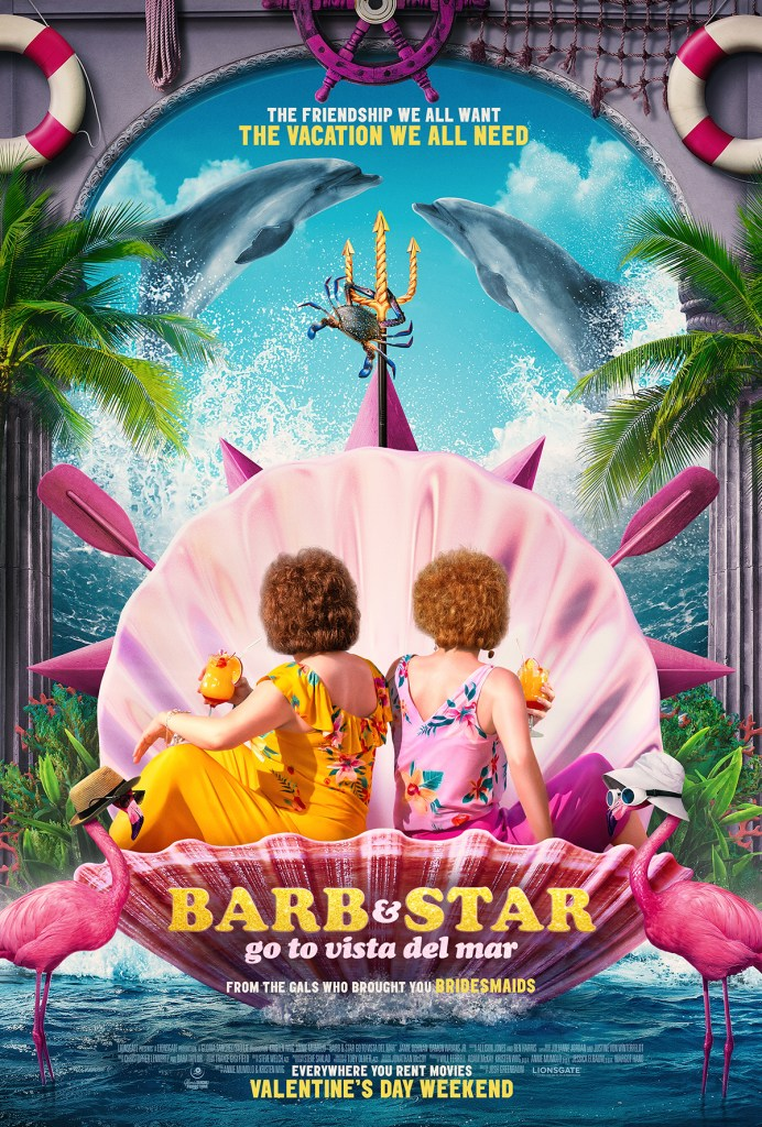 Barb and Star Movie Poster