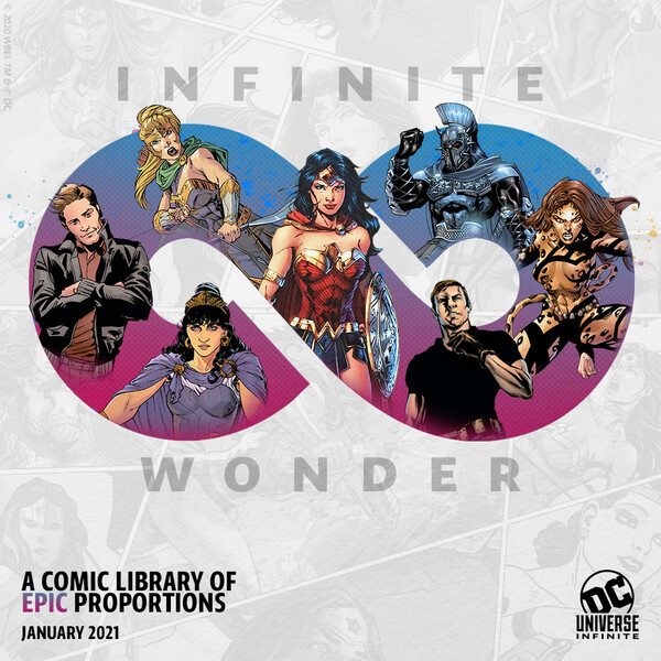 DC Universe Infinite Promo