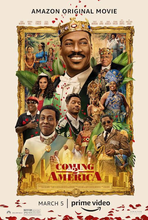 Coming 2 America New Poster
