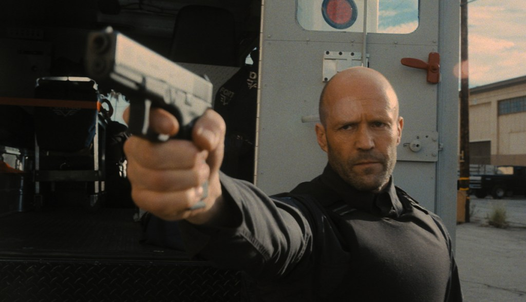 Guy Ritchie's Wrath Of Man Starring Jason Statham - Movie Trailer