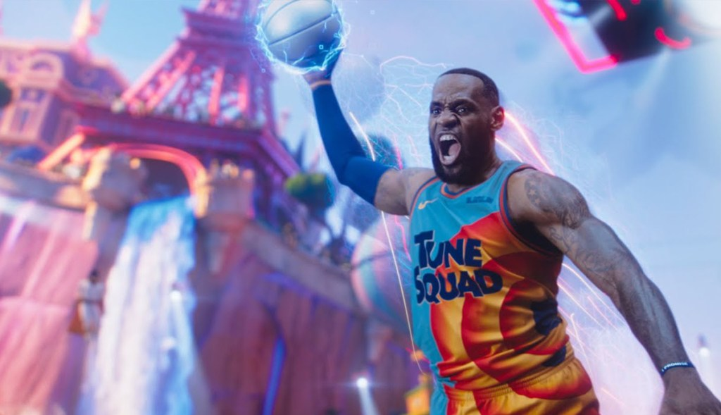 Space Jam A New Legacy Movie Trailer