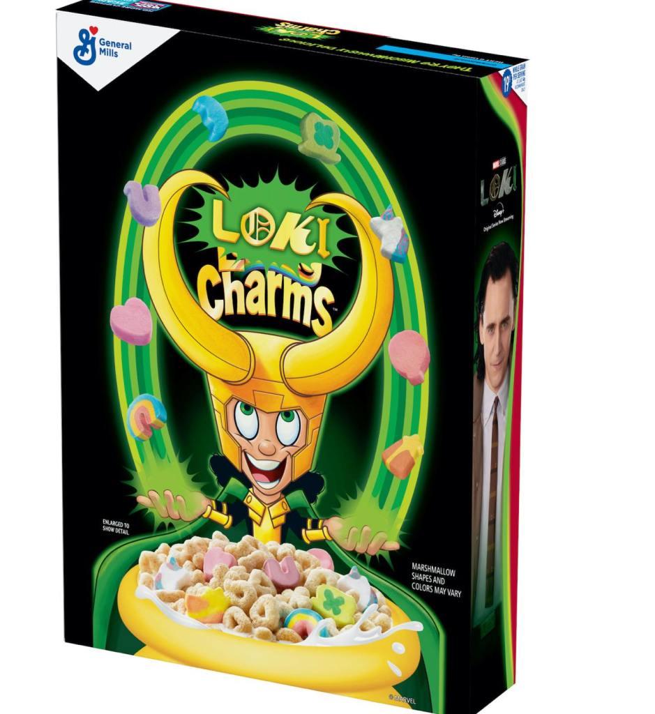 Loki Charms Box
