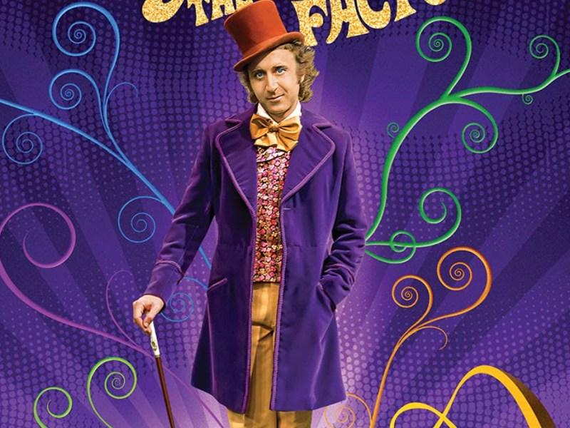 Willy Wonka 50th Anniversary