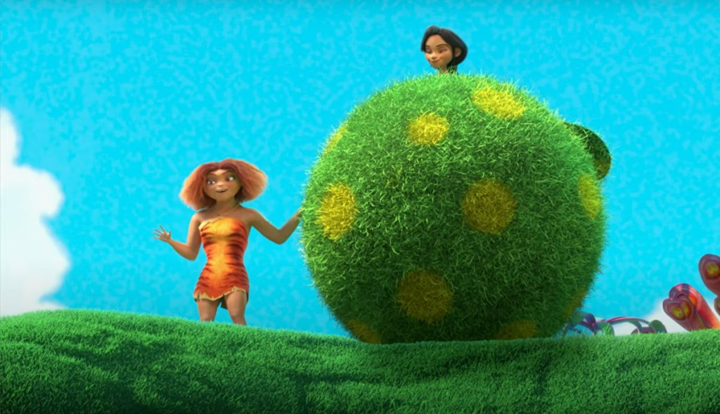 The Croods: Family Tree Trailer
