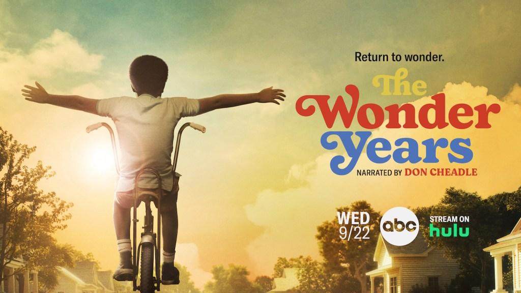 The Wonder Years Banner
