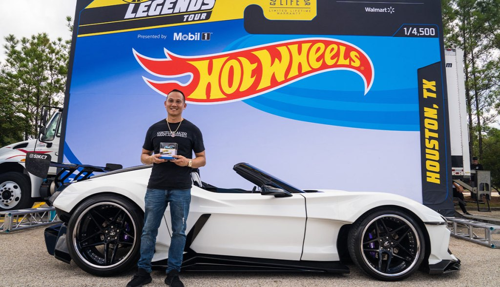 Hot Wheels Legends Tour 2021 Houston Winner Michael Tran