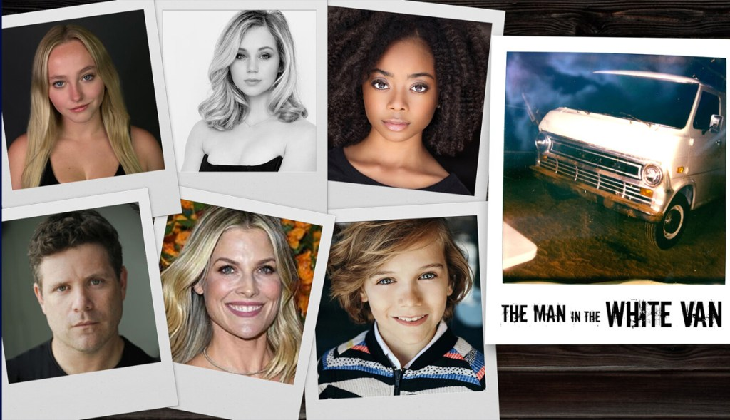 The Man In The White Van Cast