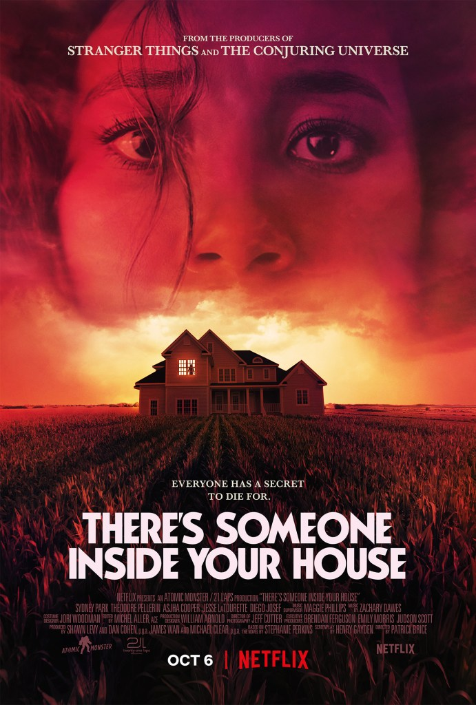 There's Someone In Your House poster