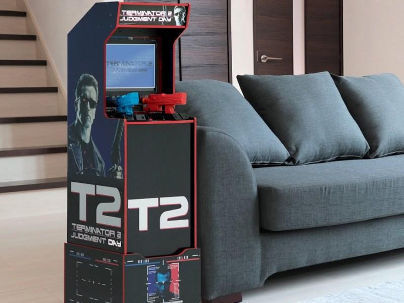 Arcade1Up-Terminator-2-Machine