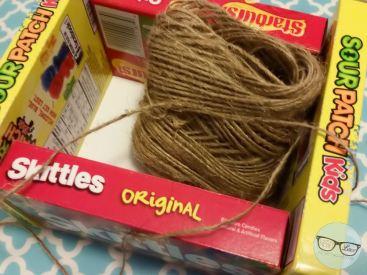 Step 4: Make a twine braid as a handle