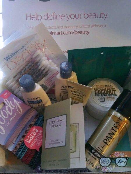 Walmart Beauty Box 2