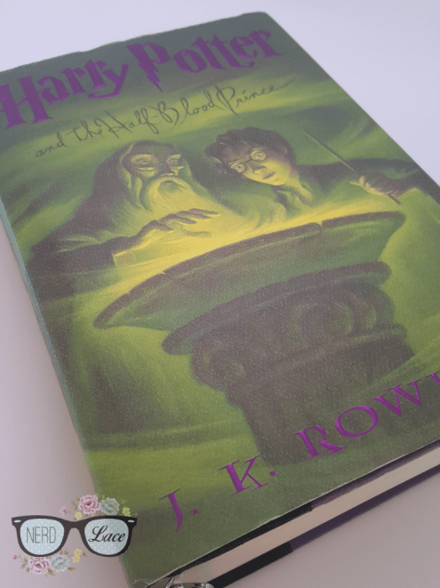 Harry Potter Hardcover 10