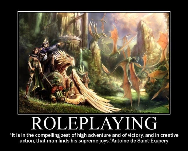 roleplaying character moments