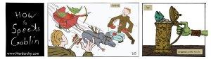 How to Speeks Goblin|Goblins Sleighing