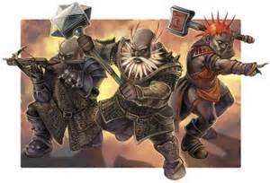 Dungeons and Dragons 5th Edition – Customized races – Sub-races of the UnderDark