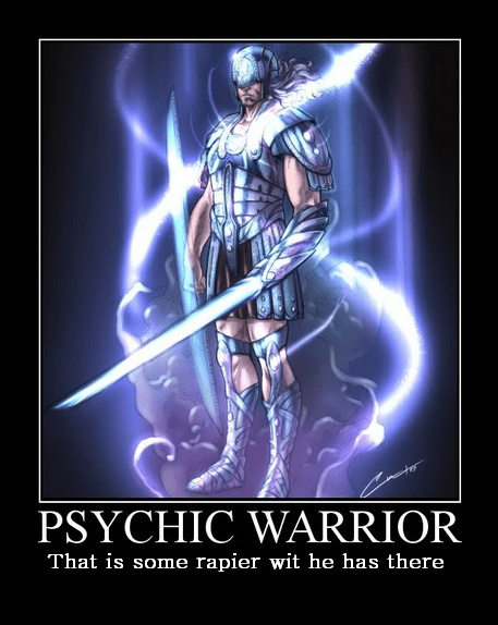 Psychic Warrior, a Psionic custom class for Dungeons and Dragons 5th Edition | D&D 5e