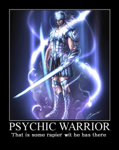 The Psy-lock: Warlock as Psychic Warrior or Psionics | Character Build D&D 5e