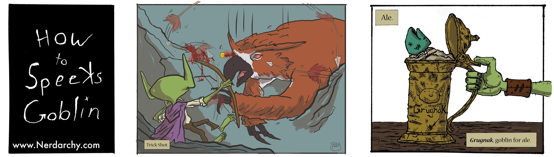 How to Speeks Goblin| Trick Shot