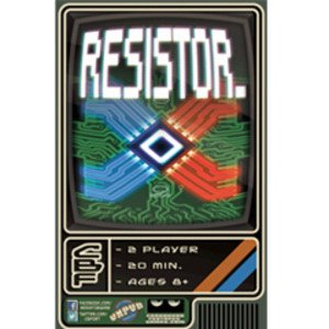 Board Games in Review – Resistor – Card Game