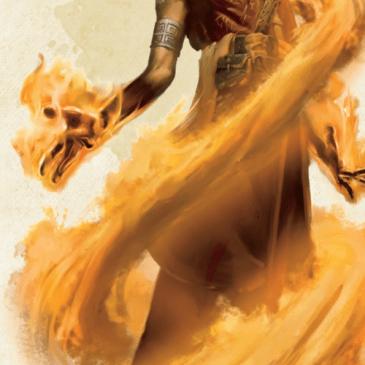 D&D sorcerer
